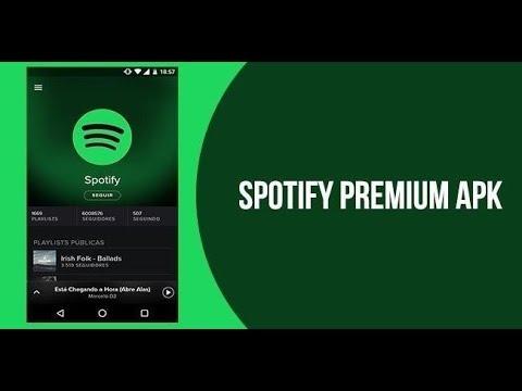Spotify Premium Music APK