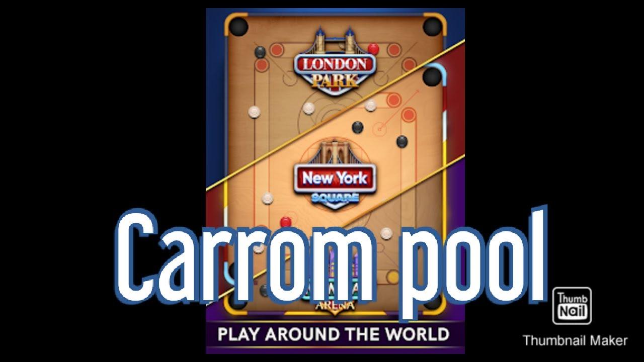 Carrom Pool Mod Apk