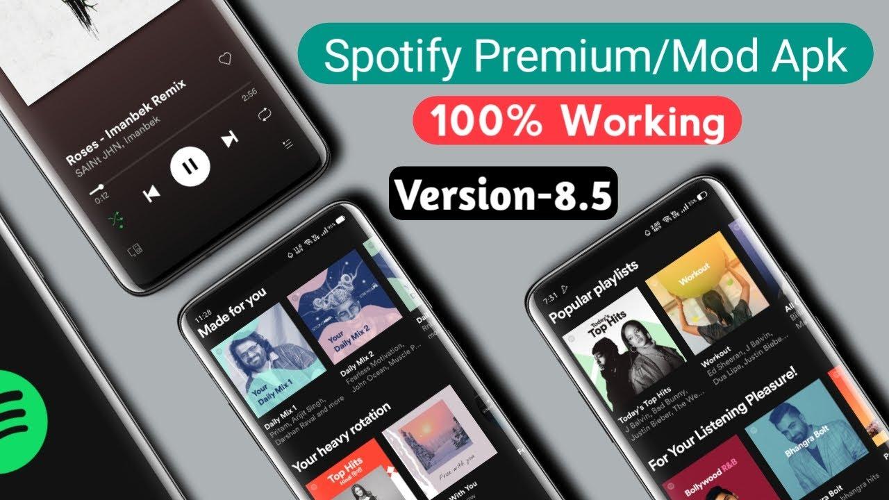 Spotify Premium Crack APK